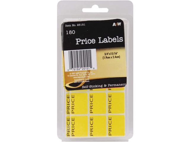 Labels-Price .75