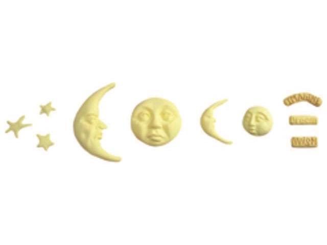 Designer Push Molds-Moon