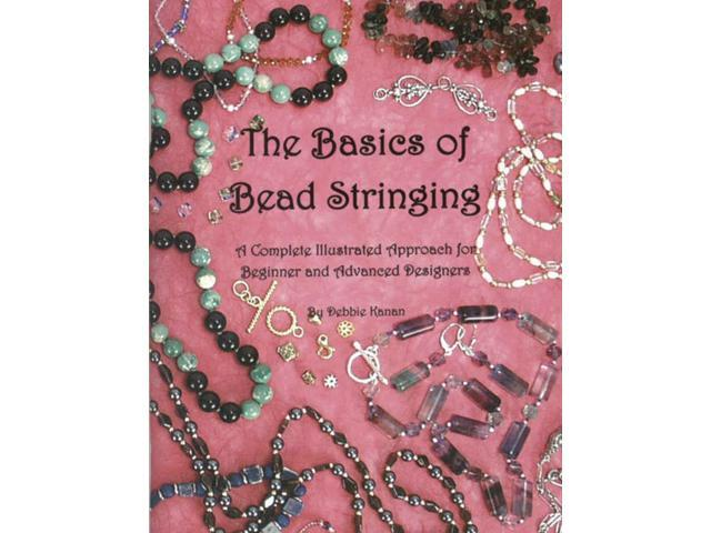Beadalon Books-Basics Of Bead Stringing