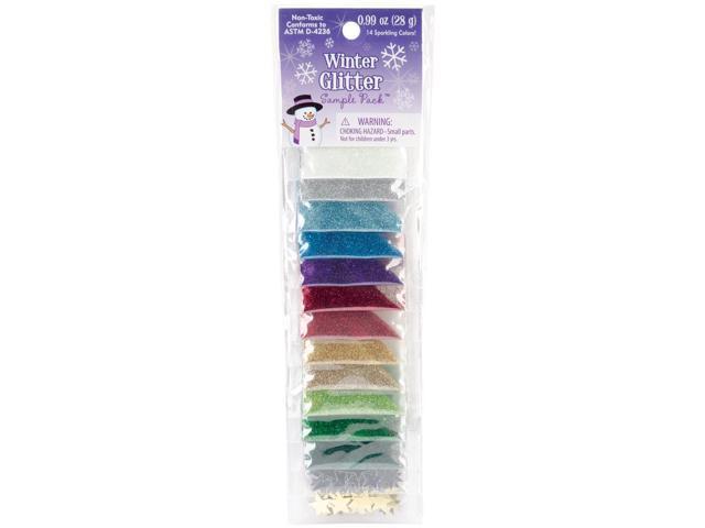 Glitter Sample Pack-Winter