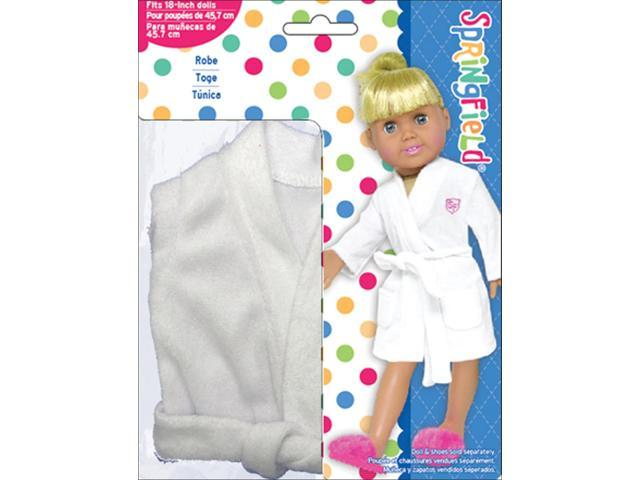 Springfield Collection Robe-White