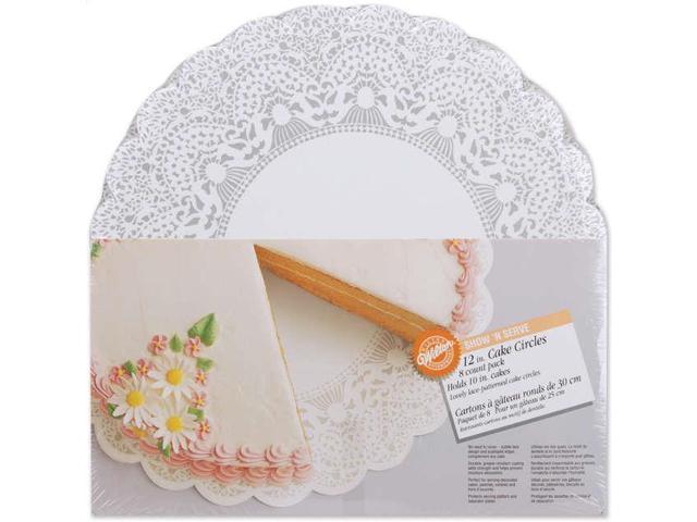 Show 'N Serve Cake Boards-12