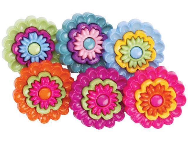 Dress It Up Embellishments-Floral Revolution