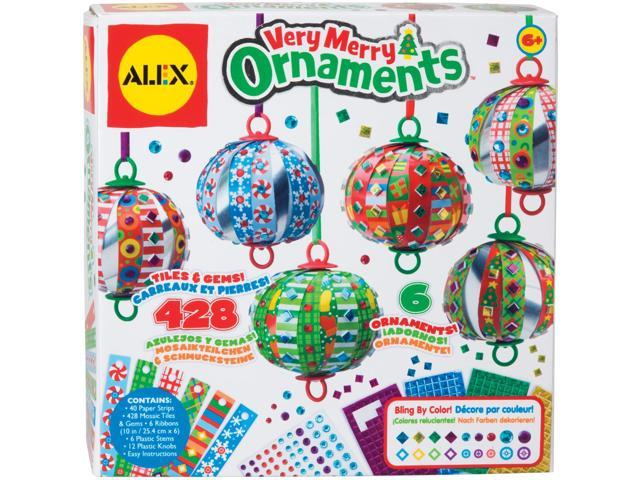 Very Merry Ornaments Kit-