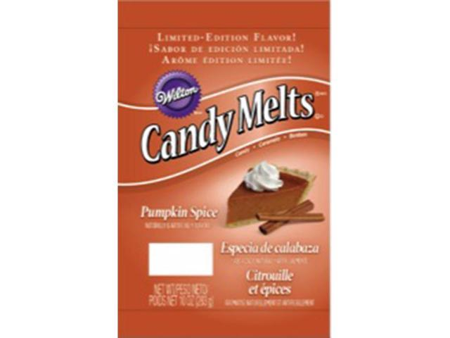 Candy Melts 10Oz-Pumpkin Spice