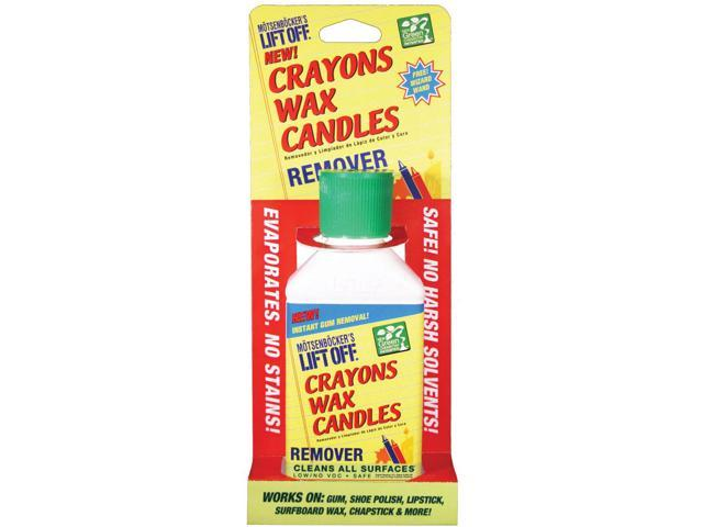 Lift Off Crayon, Candle & Wax Remover-4.5oz