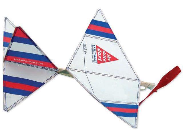 Model Activity Kits-Delta Dart 11.5