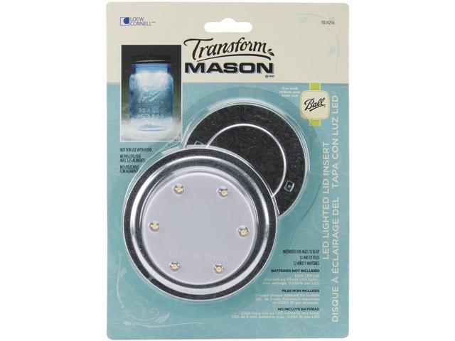 Transform Mason LED Lid Dual Pack-
