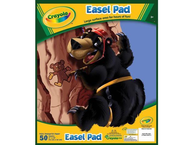 Crayola Easel Pad 17