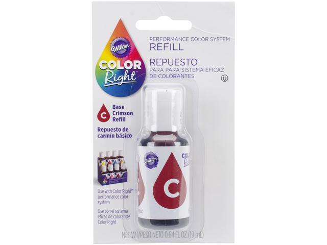 Color Right Performance Color System Refill .7oz-Red #1