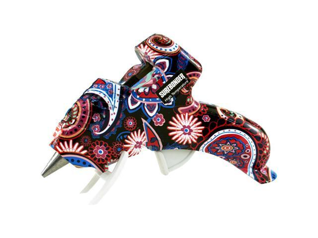 Designer Collection High-Temp Mini Glue Gun-Paisley