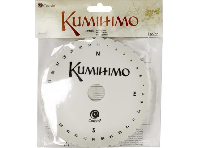 Kumihimo Braiding Loom 5.375