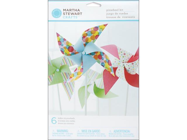 Modern Festive Pinwheel Kit - Makes 6-