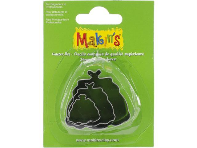 Makin's Clay Cutters 3/Pkg-Hand Bag