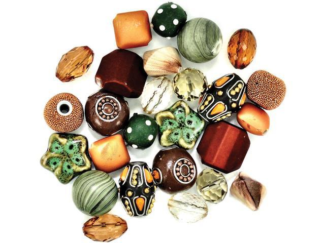 Inspirations Beads 50g-Spice Market