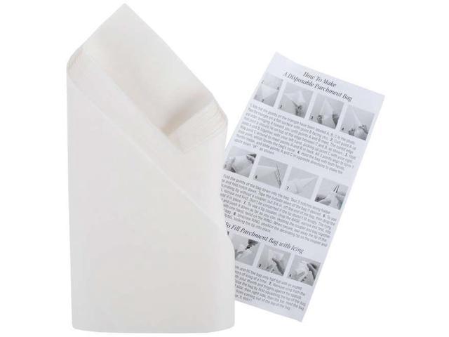 Parchment Triangles 100/Pkg-15