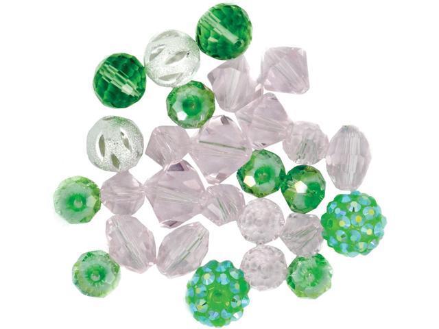 Design Elements Beads 28g-Parfait