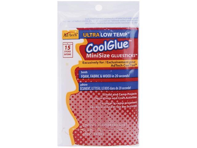 Ultra Low-Temp Cool Glue Mini Glue Sticks-.28