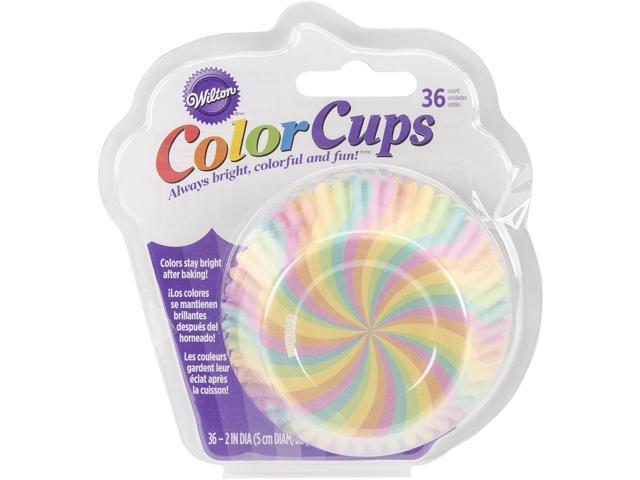 ColorCup Standard Baking Cups-Citrus Wave 36/Pkg