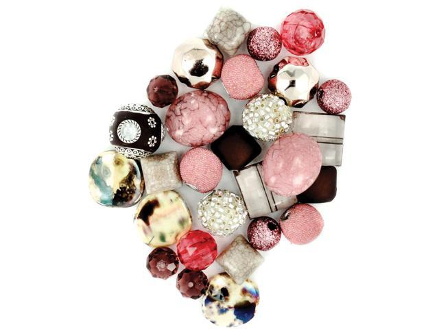 Inspirations Beads 50g-Caliente Coral