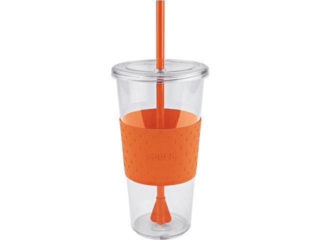 Sierra Tumbler 24oz-Orange