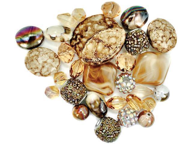 Inspirations Beads 50g-Banana Cream
