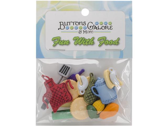 Button Theme Pack-Kitchen