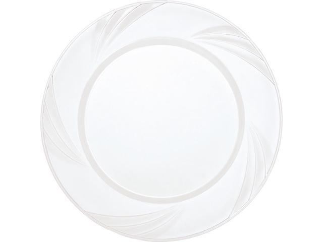 Plastic Luncheon Plates 7