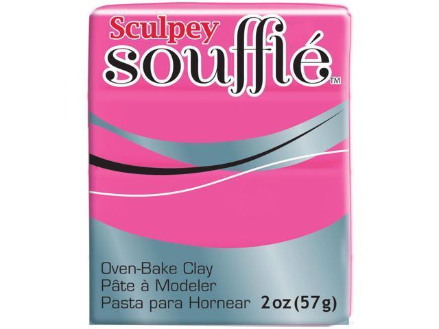Sculpey Souffle Clay 2oz-So 80s