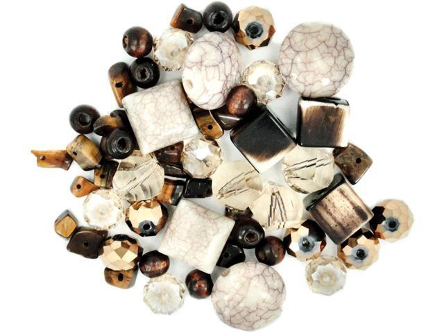 Design Elements Beads 28g-Cinnamon Toast