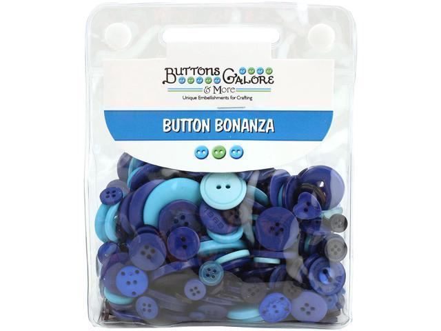 Buttons Galore Button Bonanza-Stormy