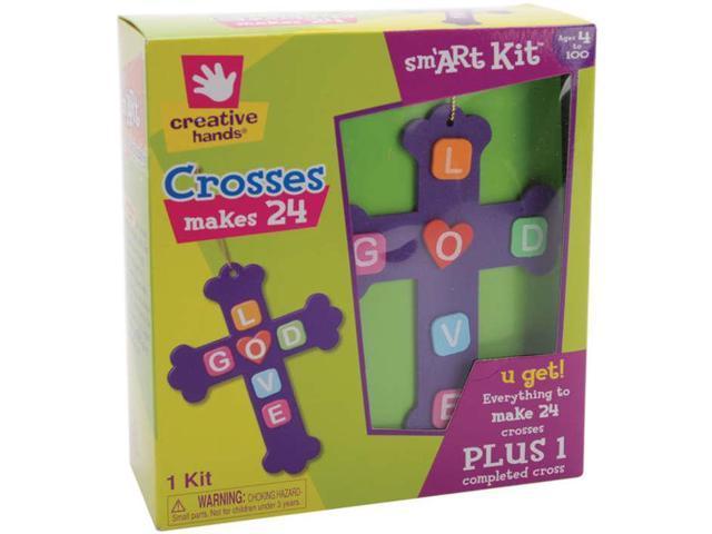 Foam Kit - Makes 24-Crosses