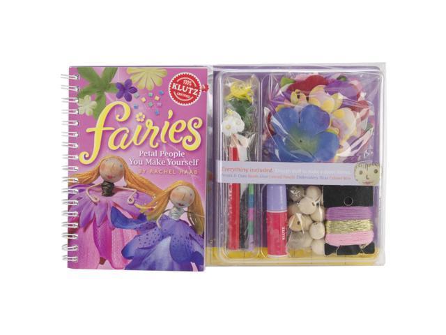 Fairies Book Kit-