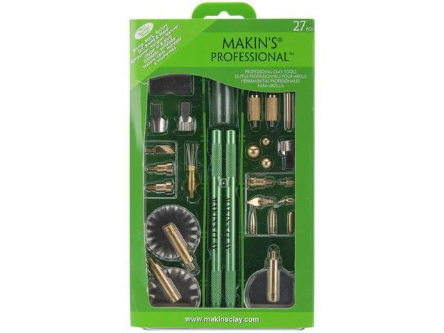 Makin's Professional Clay Tool Kit 27pcs-