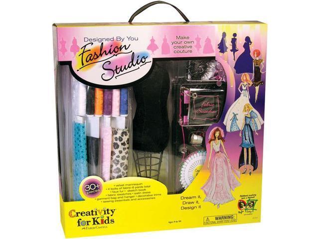 Creativity For Kids Designer Fashion Studio