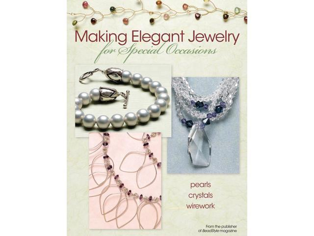 Kalmbach Publishing Books-Elegant Jewelry For Special Occasio