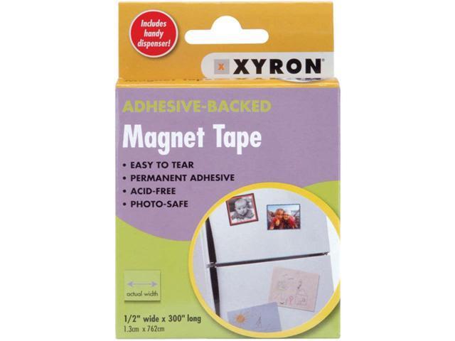 Adhesive Magnetic Tape Dispenser-.75