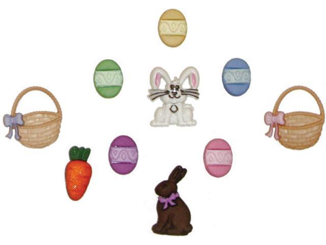 Dress It Up Holiday Embellishments-Easter Basket