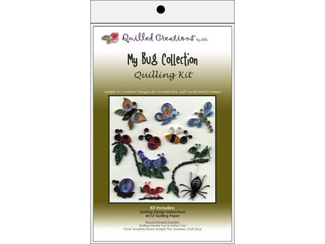 Quilling Kit-My Bug Collection