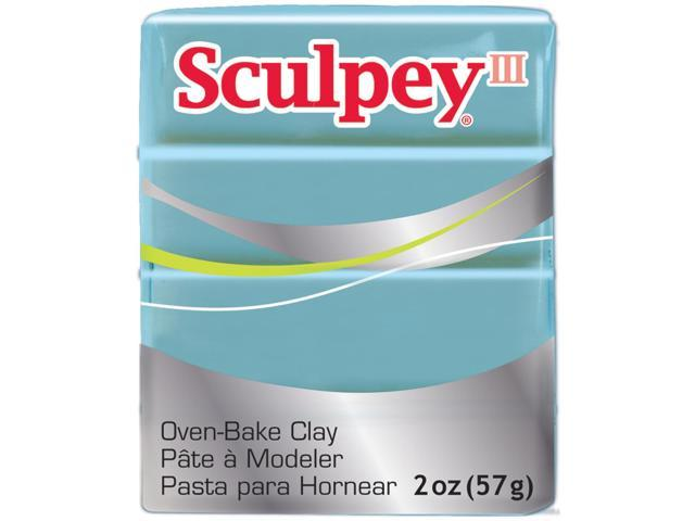 Sculpey III Polymer Clay 2 Ounces-Tranquility