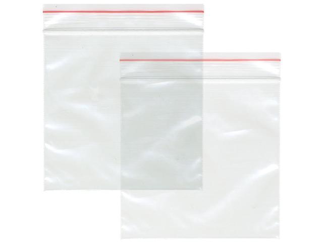 Ziplock Polybags 40/Pkg-4