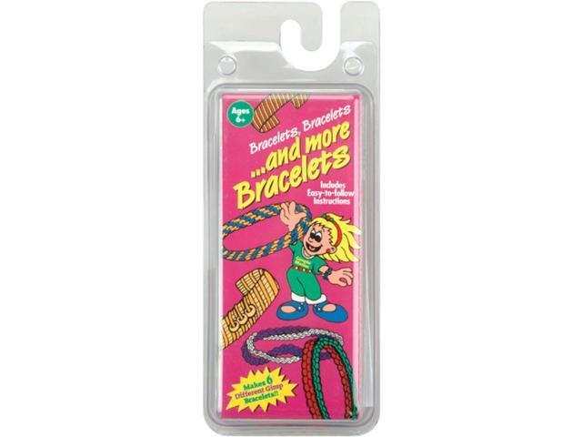 Gimp Activity Kit-Bracelets, Bracelets & More Bracelets