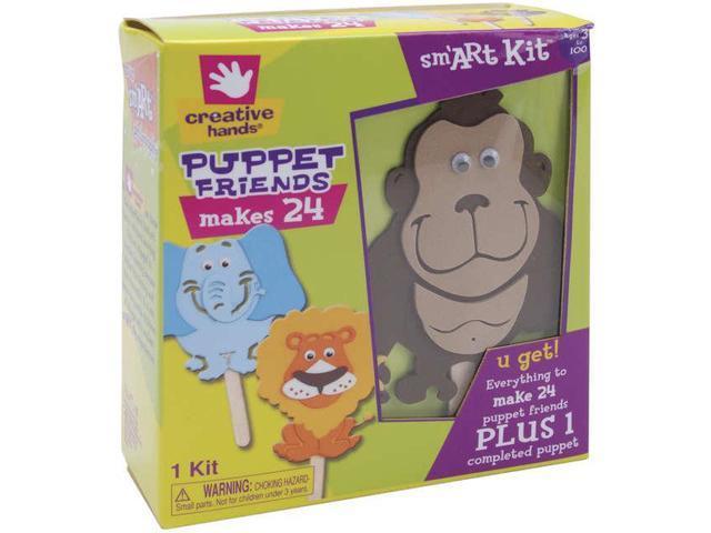 Foam Kit - Makes 24-Puppet Friends