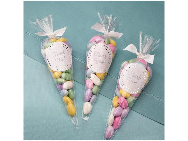 Wilton CANDY BUFFET FAVOR BAG KIT Birthday Party Shower