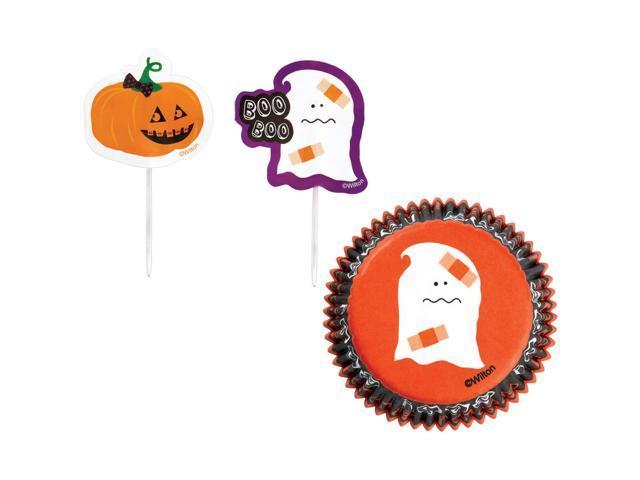 Cupcake Combo Pack 24/Pkg-Spooky Pop