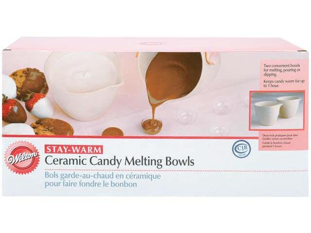 Ceramic Candy Melting Cups & Bowls-4