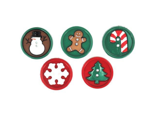 Dress It Up Holiday Embellishments-Sew Fun Christmas