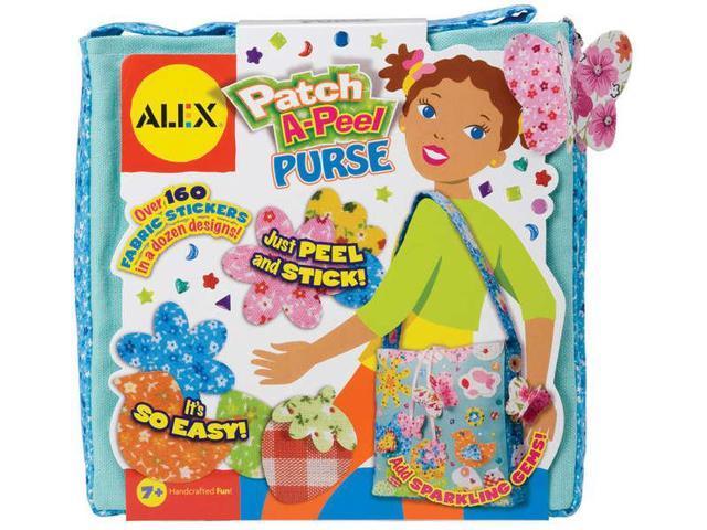 Patch-A-Peel Purse Kit-