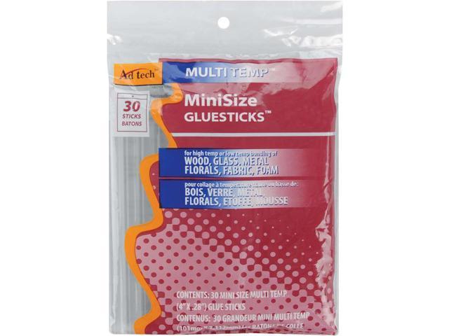 Multi-Temp Mini Glue Sticks-.28