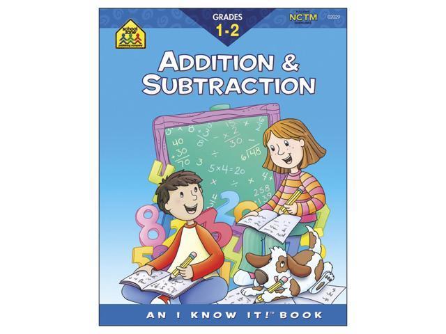 Curriculum Workbook-Addition & Subtraction - Grades 1-2